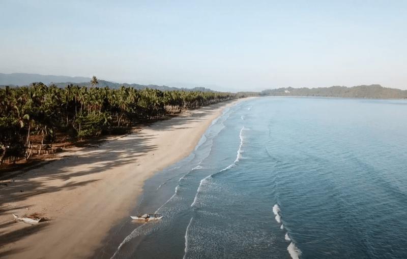 Long beach San Vicente