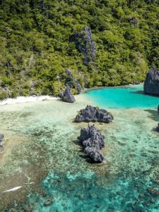 cadlao lagoon island hopping el nido