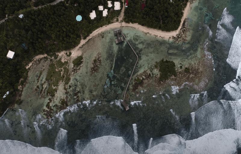 Siargao island cloud9