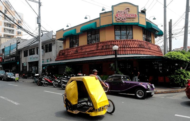 café Adriático Manila