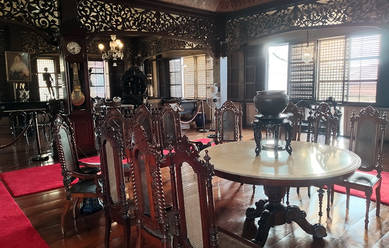 casa Manila Intramuros
