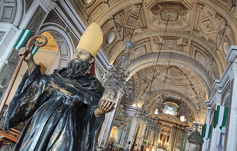 iglesia san agustín Manila