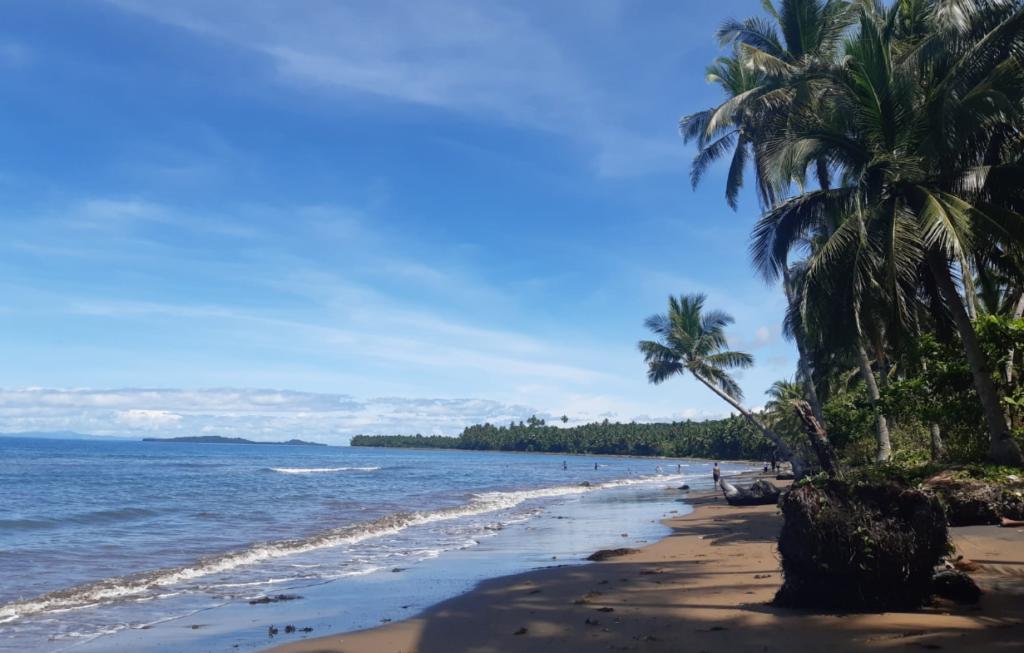 samar playa beach