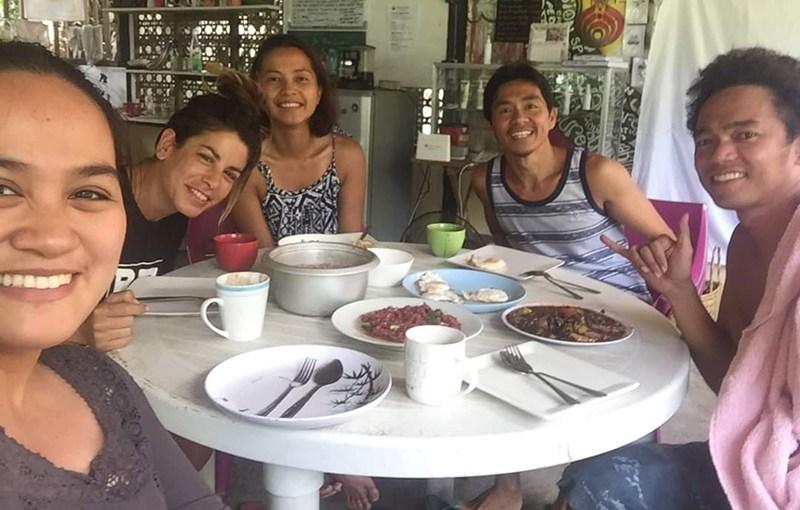 rut samar familia filipina