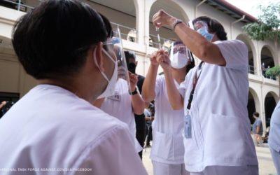 Filipinas comienza hoy su campaña de vacunación COVID-19