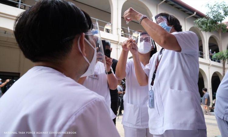 Filipinas vacuna covid 19 Sinovac